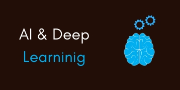 AI and Deep learning Training