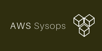 AWS SysOps Training
