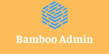 Bamboo Admin Training