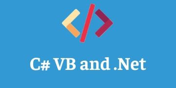 C# and VB .Net Training