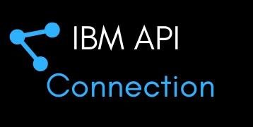 IBM API Connection Training