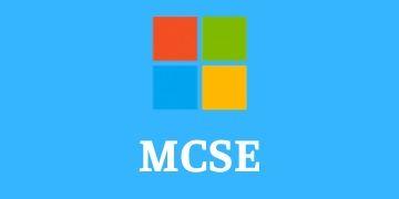 MCSE Training