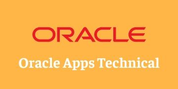 ORACLE APPS FUNCTIONAL