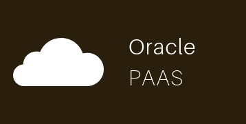 Oracle Platform as a Service (PaaS) Training