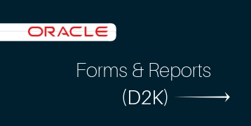 Oracle Forms and Reports (D2K) Training