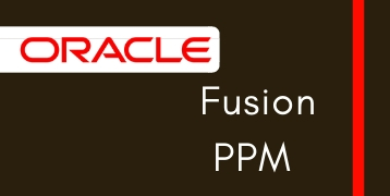 Oracle Fusion Project Portfolio Management (PPM) Training