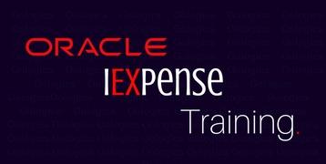 Oracle IExpense Training