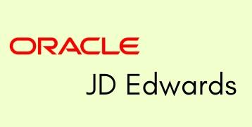 Oracle JD Edwards Training