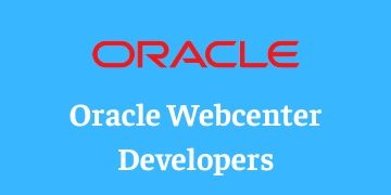 Oracle WebCenter Developers Training