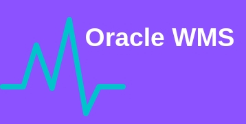 Oracle WMS Training
