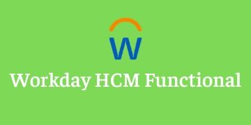Workday HCM Functional Training